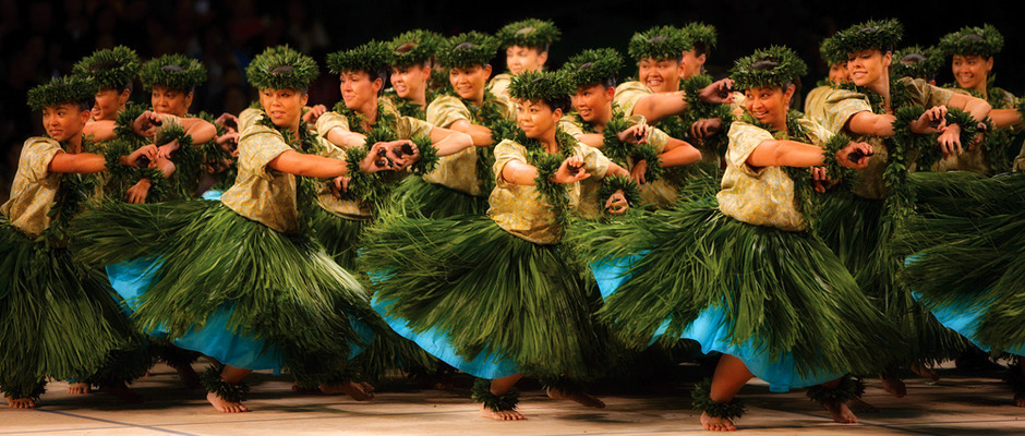 Merrie Monarch Dancers