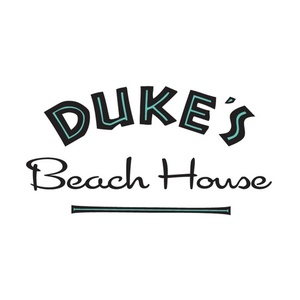 Dukes Beach House Logo