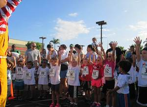 Mahalo for joining us at the Aloha Keiki Run 2015!