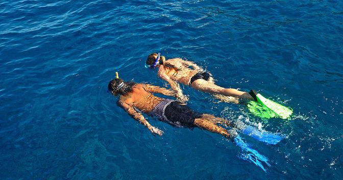 Snorkel Maui Molokini Snorkeling Tour Molokini